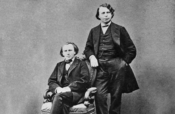 Brahms si Joachim la Arad