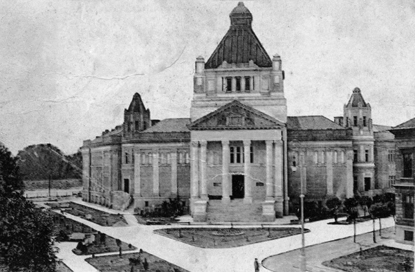 Inaugurarea Palatului Cultural
