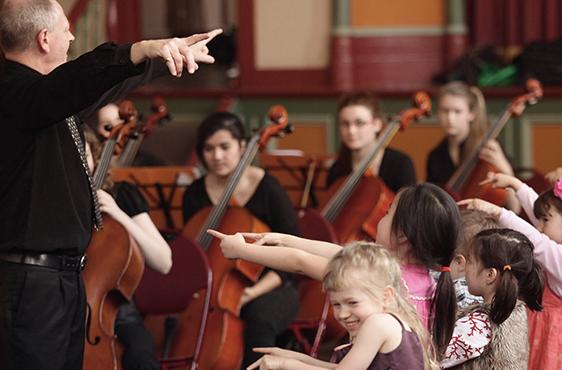 Concerte Educative Scoli