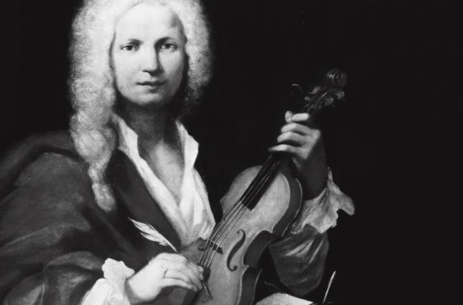 Antonio Vivaldi - Simfonia în sol minor- Anotimpurile