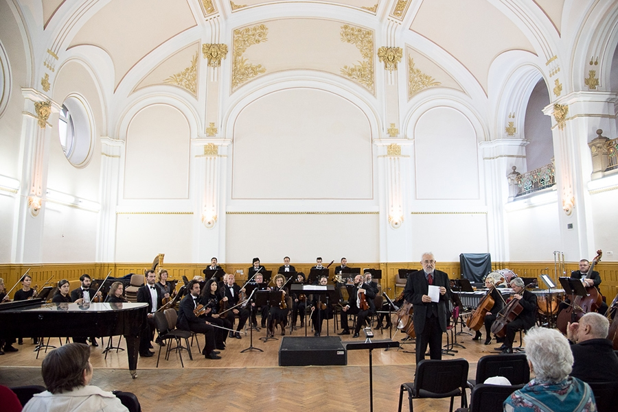 Concert simfonic inaugural oct 2017 Filarmonica Arad