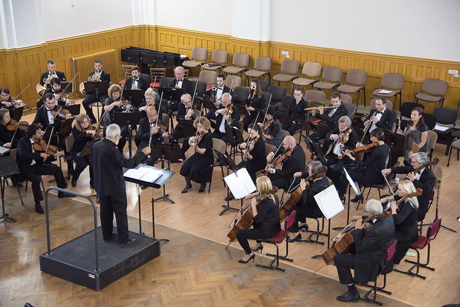 Concert vocal simfonic 19 oct 2017 Filarmonica Arad