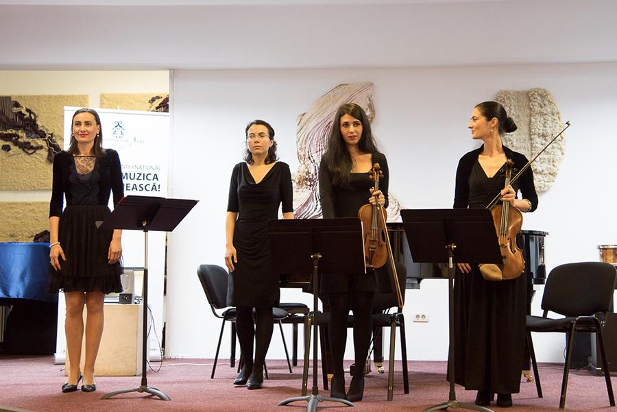 Muzica romaneasca in mainile tinerilor interpreti