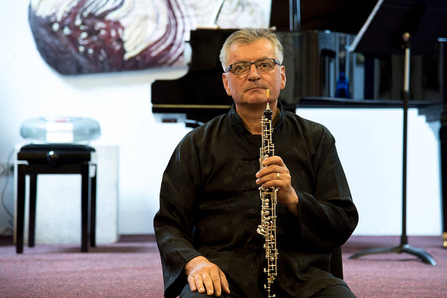 Recital 18 oct 2017 Filarmonica Arad