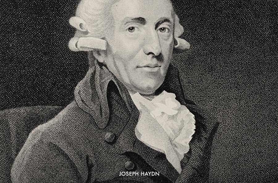 Joseph Haydn clavecin si orchestra