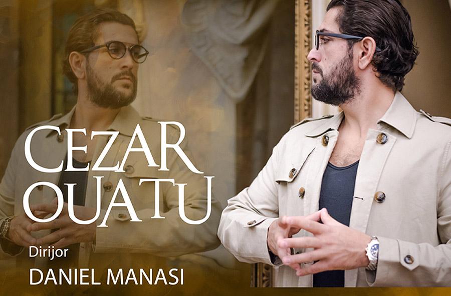 Cezar Ouatu concert extraordinar arad filarmonica