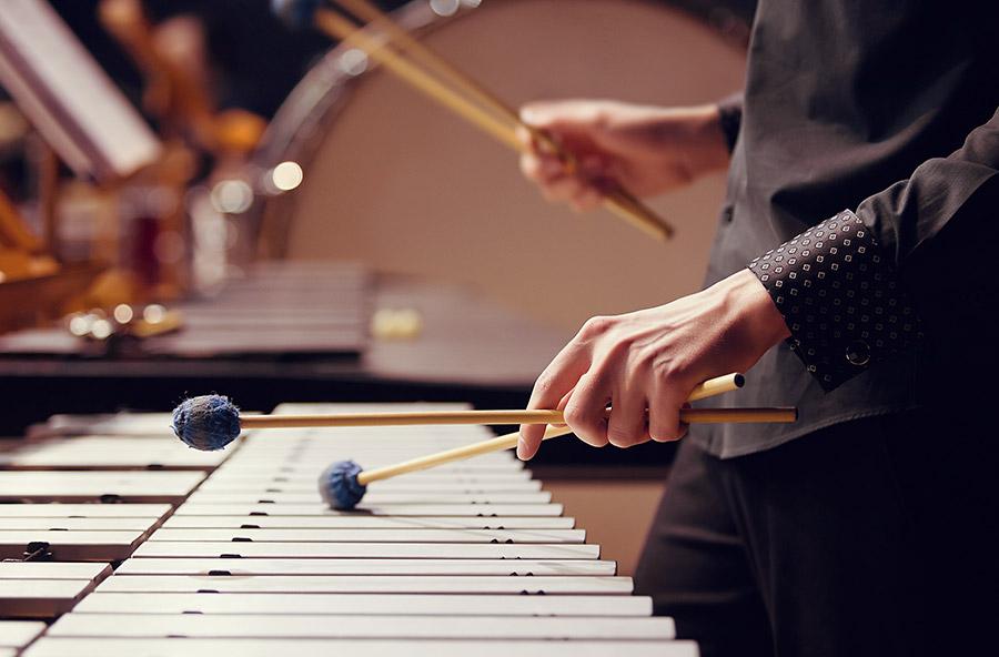 concert simfonic marimba