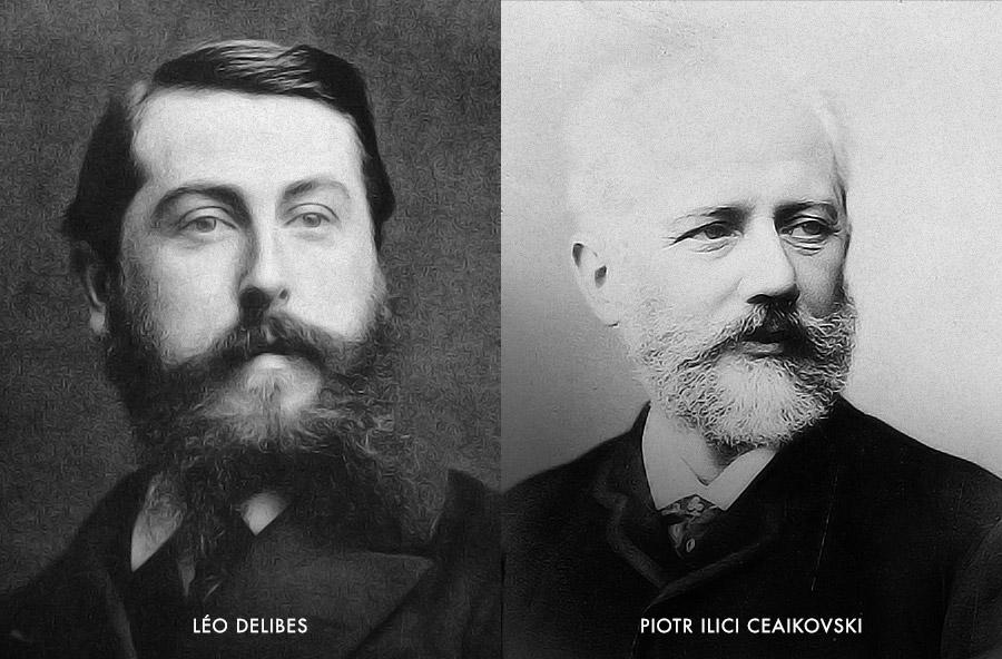 leo-delibes-piotr-ilici-ceaikovski