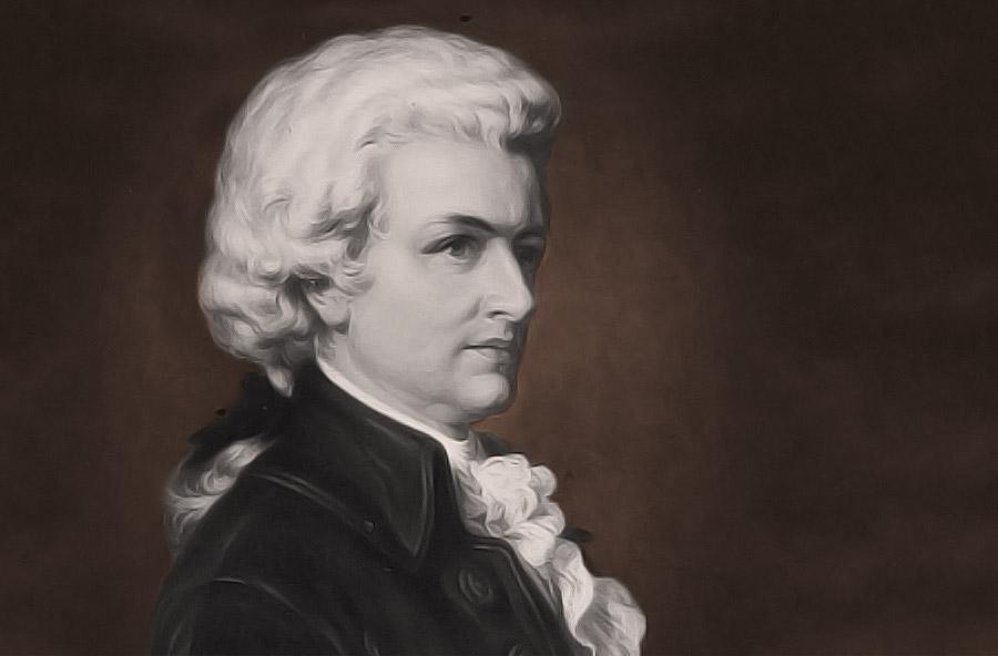 Wolfgang Amadeus Mozart Filarmonica Arad